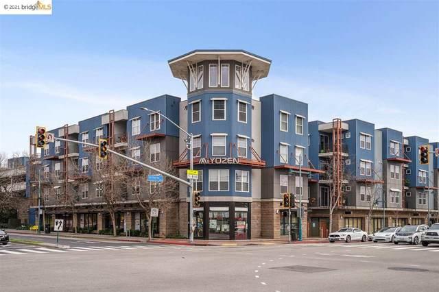 1121 40Th St 2206, Emeryville, CA 94608 (#EB40937414) :: The Goss Real Estate Group, Keller Williams Bay Area Estates