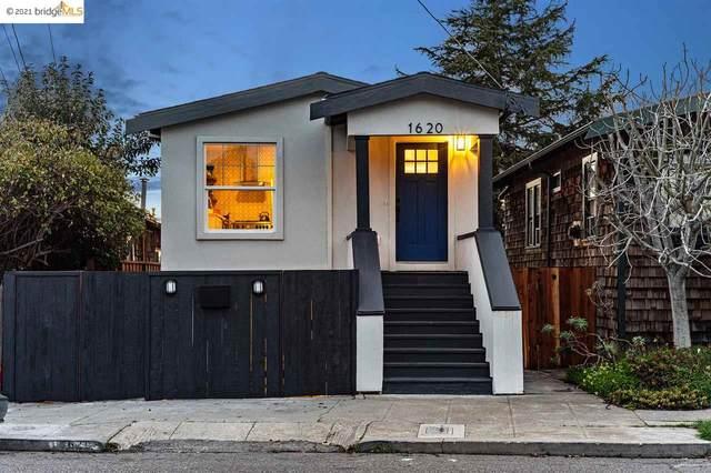 1620 Chestnut St, Berkeley, CA 94702 (#EB40937470) :: Intero Real Estate