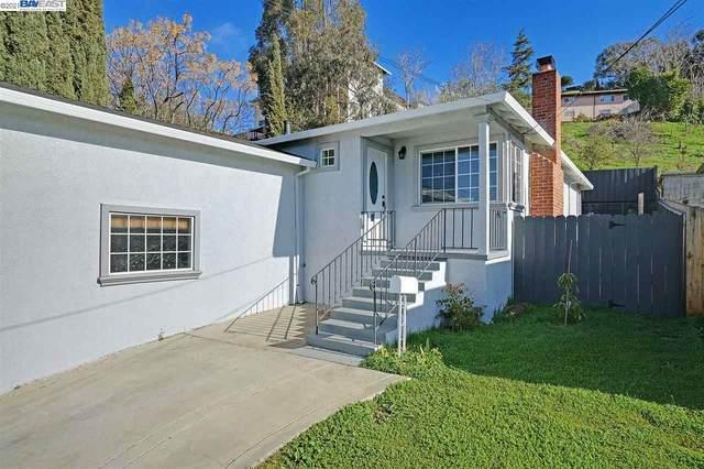 25350 Del Mar Ave, Hayward, CA 94542 (MLS #BE40937546) :: Compass