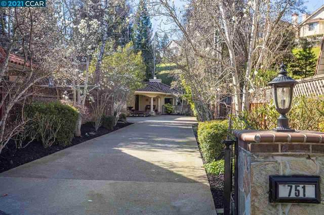 751 Liquidamber Pl, Danville, CA 94506 (#CC40937558) :: Real Estate Experts