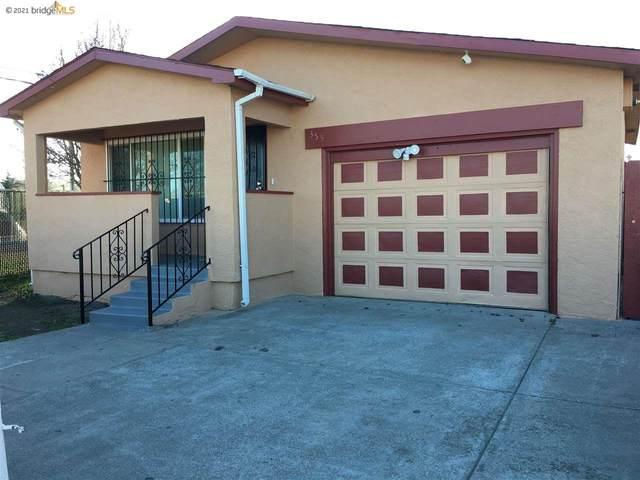 355 S 6th St, Richmond, CA 94804 (#EB40937614) :: Intero Real Estate