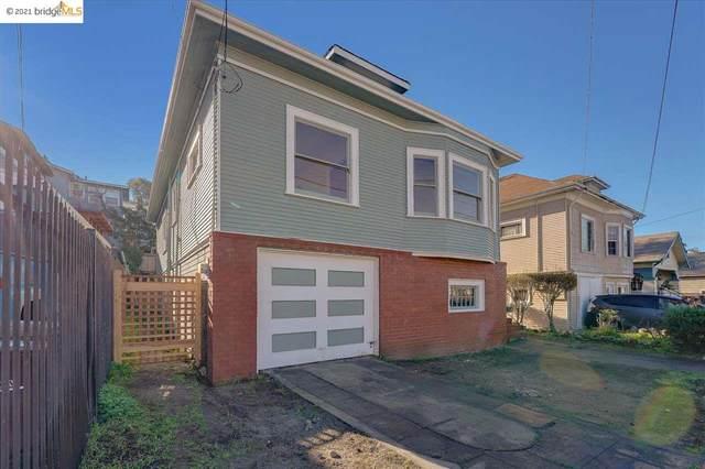 2456 14Th Ave, Oakland, CA 94606 (#EB40937661) :: Robert Balina | Synergize Realty