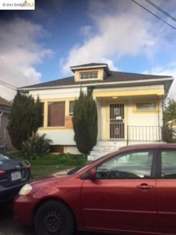 11060 Apricot Street, Oakland, CA 94603 (#EB40937807) :: Olga Golovko