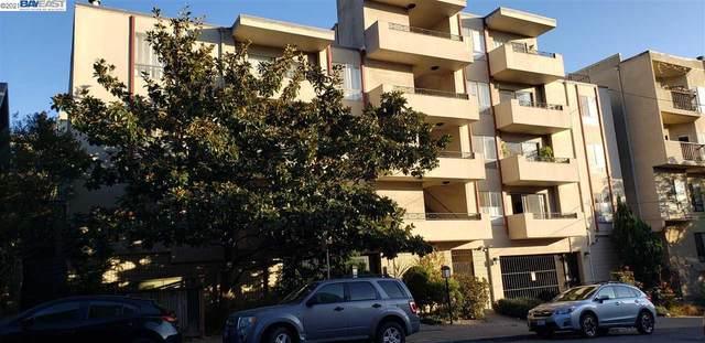 320 Park View Terrace 203, Oakland, CA 94610 (#BE40937839) :: The Goss Real Estate Group, Keller Williams Bay Area Estates