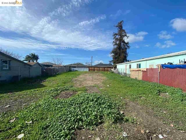 535 Douglas Ave, Oakland, CA 94603 (#EB40937860) :: Intero Real Estate