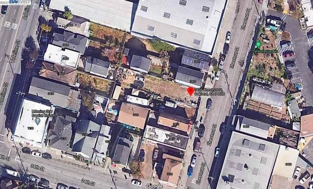 3421 Chestnut, Oakland, CA 94608 (#BE40937859) :: Intero Real Estate
