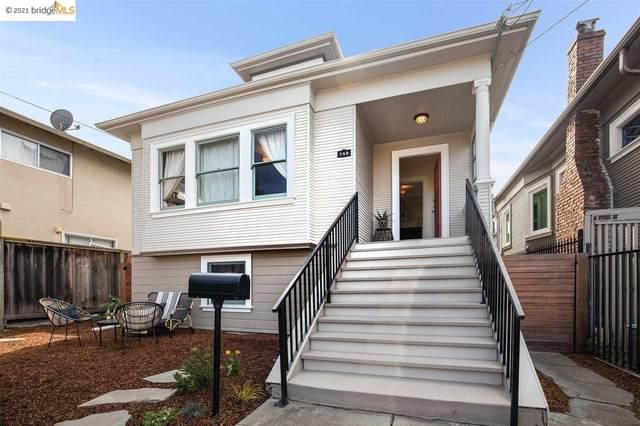 759 Alcatraz Ave, Oakland, CA 94609 (#EB40937881) :: The Goss Real Estate Group, Keller Williams Bay Area Estates