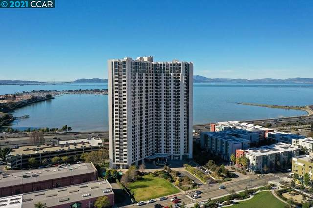 6363 Christie 806, Emeryville, CA 94608 (#CC40937904) :: Schneider Estates