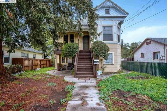1424 C Street, Hayward, CA 94541 (#BE40937959) :: The Realty Society