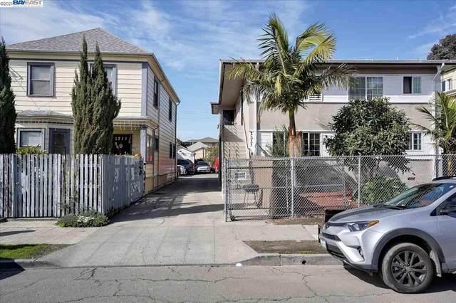 1517 51St Ave, Oakland, CA 94601 (#BE40938067) :: Schneider Estates