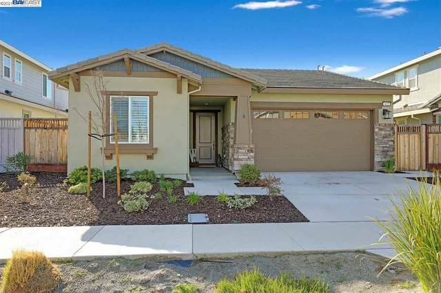 421 Wayland Loop, Livermore, CA 94550 (#BE40937856) :: RE/MAX Gold