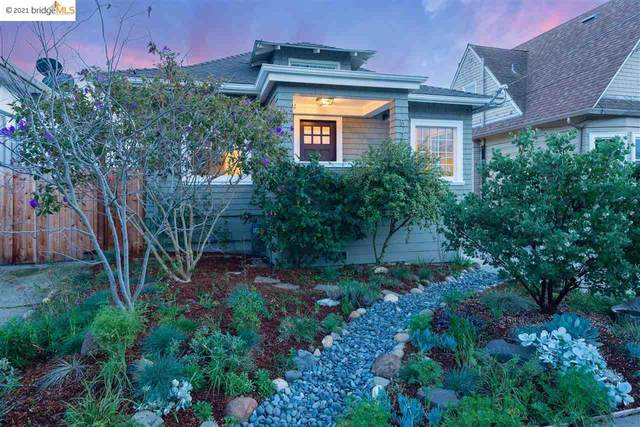 575 63Rd St, Oakland, CA 94609 (#EB40938105) :: RE/MAX Gold