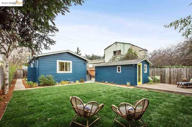 912 Page St, Berkeley, CA 94710 (#EB40938113) :: The Goss Real Estate Group, Keller Williams Bay Area Estates