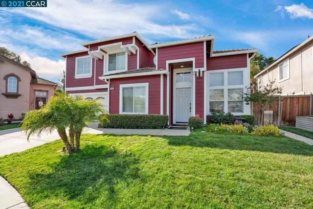 132 Mont St Michel Way, Martinez, CA 94553 (#CC40938160) :: Real Estate Experts
