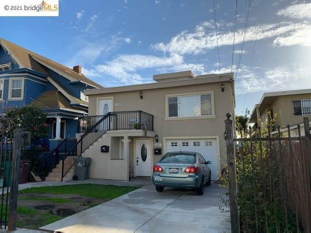 2429 E 21St St, Oakland, CA 94601 (#EB40938181) :: Schneider Estates