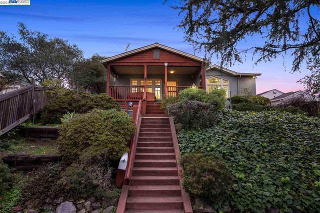 24 Morrill Ct, Oakland, CA 94618 (#BE40937442) :: Real Estate Experts