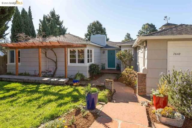 7642 Stockton Ave, El Cerrito, CA 94530 (MLS #EB40938270) :: Compass