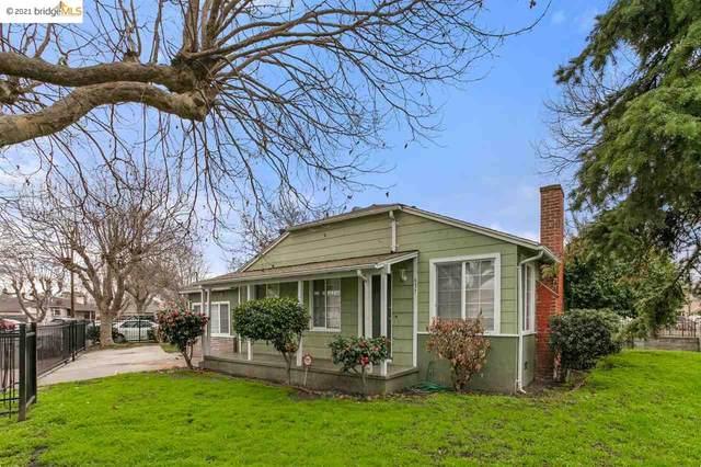 637 Almanza Dr, Oakland, CA 94603 (#EB40937973) :: Intero Real Estate