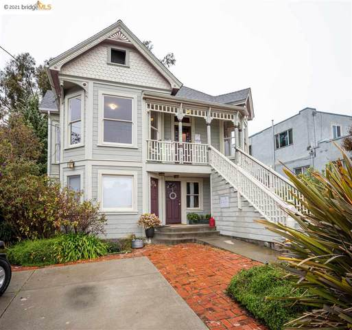3741 Mcclelland St A, Oakland, CA 94619 (#EB40938337) :: Real Estate Experts