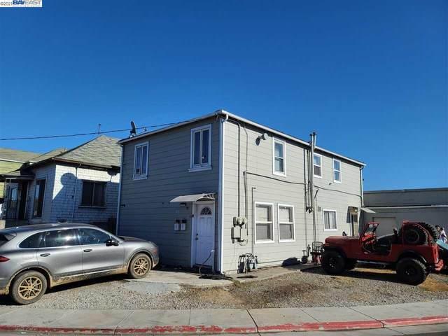 812 Lisbon Ave, Oakland, CA 94601 (#BE40938343) :: Schneider Estates