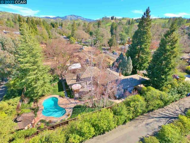 906 Hawthorne Drive, Walnut Creek, CA 94596 (#CC40937532) :: Schneider Estates
