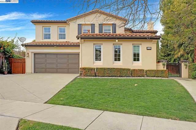 7321 Hickorywood Ln, Pleasanton, CA 94566 (#BE40937565) :: RE/MAX Gold