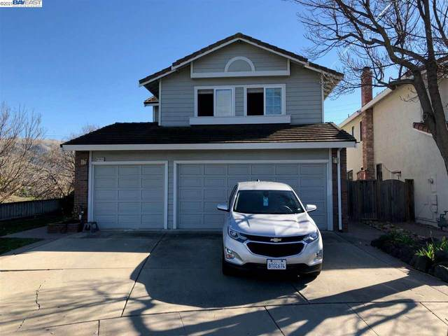 43815 Glencova Pl, Fremont, CA 94539 (#BE40938411) :: Real Estate Experts