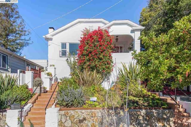 1735 San Lorenzo Ave, Berkeley, CA 94707 (#BE40938487) :: The Goss Real Estate Group, Keller Williams Bay Area Estates