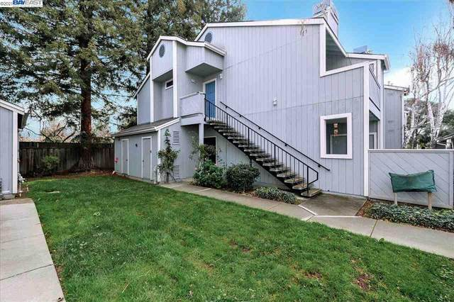 37382 Parish Cir 18A, Fremont, CA 94536 (#BE40938492) :: The Kulda Real Estate Group