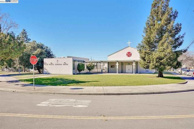 294 Broadmoor Blvd, San Leandro, CA 94577 (#BE40938497) :: Intero Real Estate