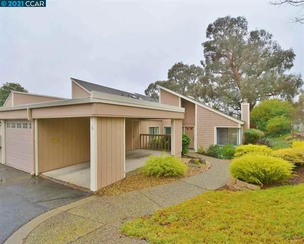 3002 Rossmoor Parkway 6, Walnut Creek, CA 94595 (#CC40936864) :: The Kulda Real Estate Group