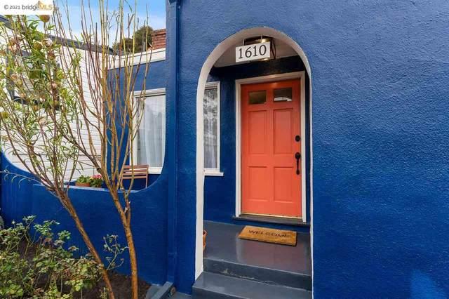 1610 19Th Ave, Oakland, CA 94606 (#EB40938532) :: Intero Real Estate