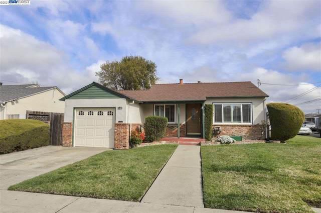 15464 Dermody Ave, San Lorenzo, CA 94580 (#BE40938596) :: Real Estate Experts