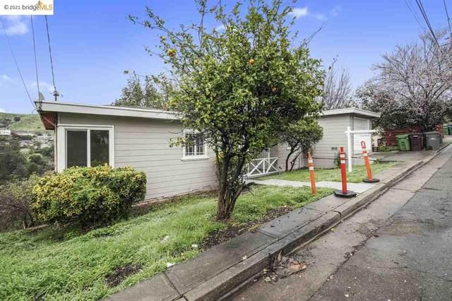 8612 Seneca St, Oakland, CA 94605 (#EB40938330) :: Schneider Estates