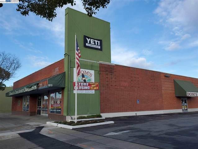 1870 1St St, Livermore, CA 94550 (#BE40938697) :: Intero Real Estate