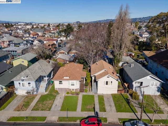 1034 47th Street, Emeryville, CA 94608 (#BE40938722) :: Strock Real Estate