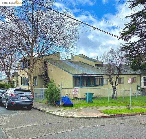 2235 Inyo Ave, Oakland, CA 94601 (#EB40938733) :: Schneider Estates