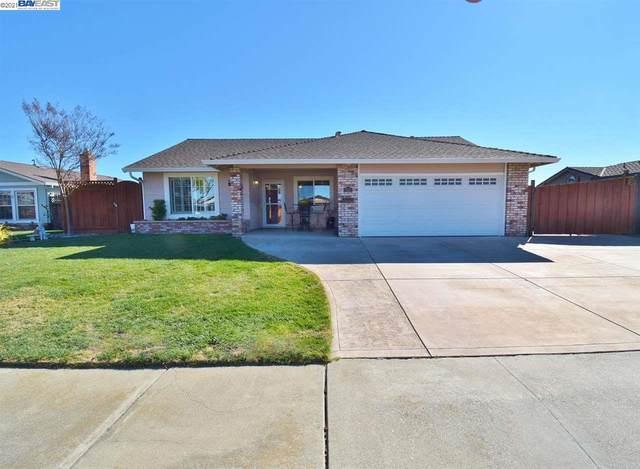 733 Yosemite Drive, Livermore, CA 94551 (#BE40938777) :: Real Estate Experts