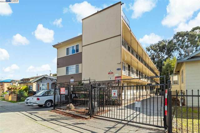 3170 High St, Oakland, CA 94619 (#BE40938783) :: Intero Real Estate