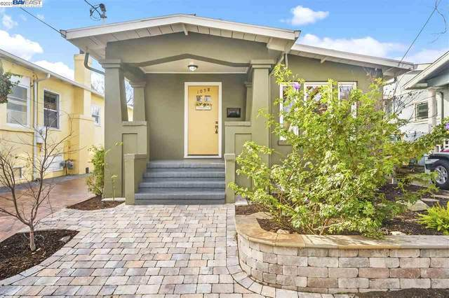 1058 Central Ave, Alameda, CA 94501 (MLS #BE40938807) :: Compass