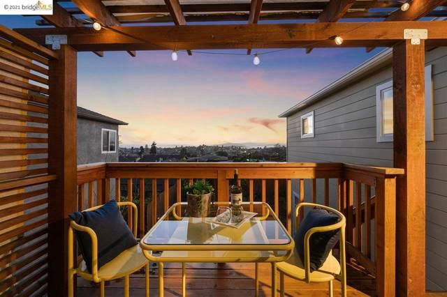 1241 Scott Street, El Cerrito, CA 94530 (#EB40938600) :: Live Play Silicon Valley