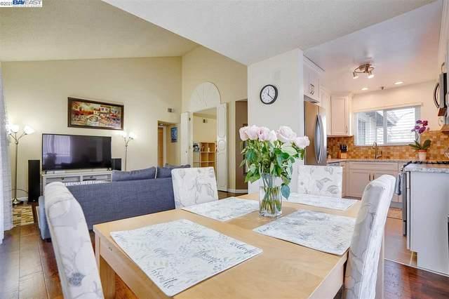 3655 Birchwood Ter 314, Fremont, CA 94536 (#BE40938821) :: The Kulda Real Estate Group