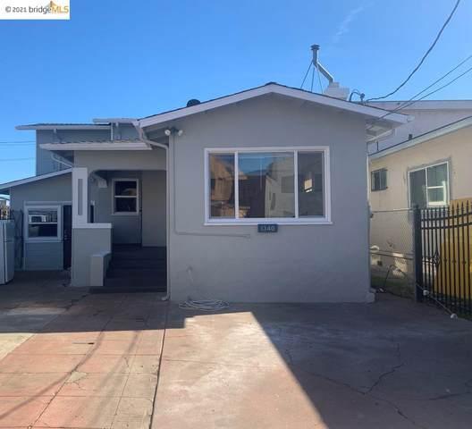 1340 58th Avenue, Oakland, CA 94621 (#EB40938825) :: Olga Golovko