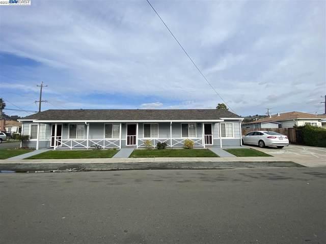 15226 Lark St, San Leandro, CA 94578 (#BE40938849) :: Intero Real Estate