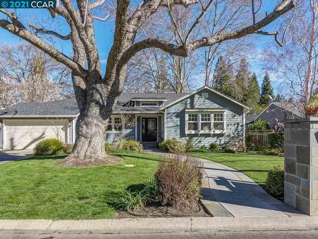 2672 W Newell Ave, Walnut Creek, CA 94595 (#CC40938871) :: The Kulda Real Estate Group