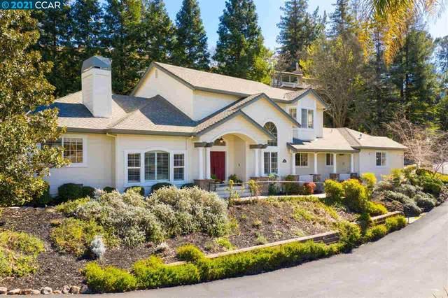 17 Royal Glen Court, Walnut Creek, CA 94595 (#CC40938879) :: The Kulda Real Estate Group