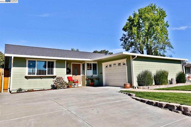 1044 Marigold Rd, Livermore, CA 94551 (MLS #BE40938773) :: Compass