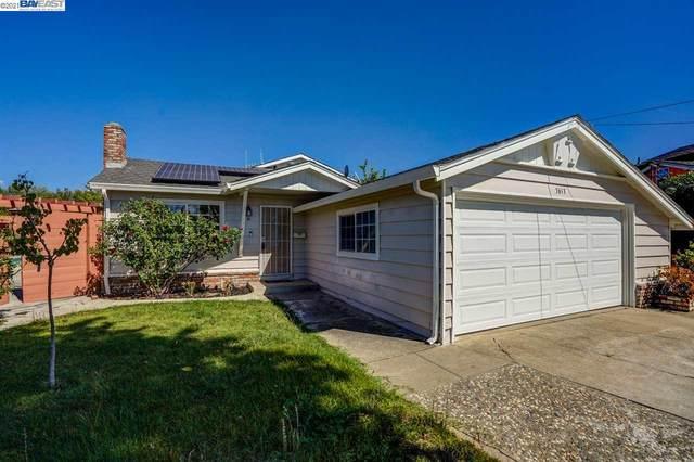 3613 Howe Ct., Fremont, CA 94538 (#BE40938882) :: The Kulda Real Estate Group