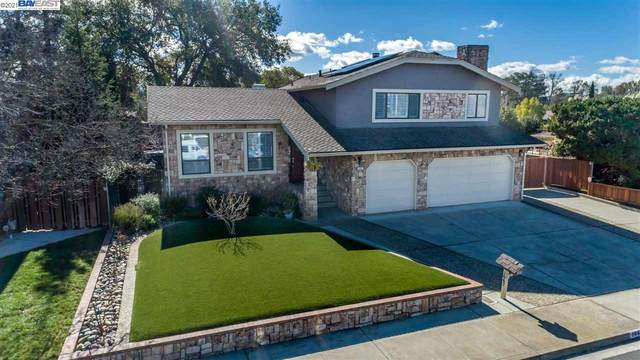 1067 Sherry Way, Livermore, CA 94550 (#BE40937990) :: Alex Brant