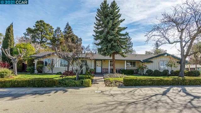 231 Los Felicas Ave, Walnut Creek, CA 94598 (#CC40938920) :: The Kulda Real Estate Group